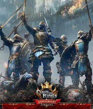 클래시 오브 킹즈 (Clash of kings) pc 공략